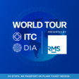 ITC + DIA World Tour - Next stop: the Netherlands - 9th September