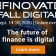 FinovateFall - 14th to 18th September