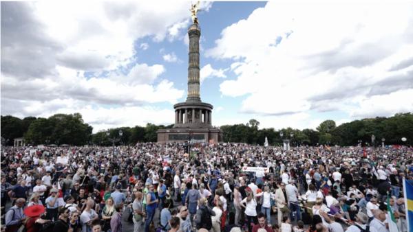 Wie unterschiedlich die Deutschen die Krise erleben