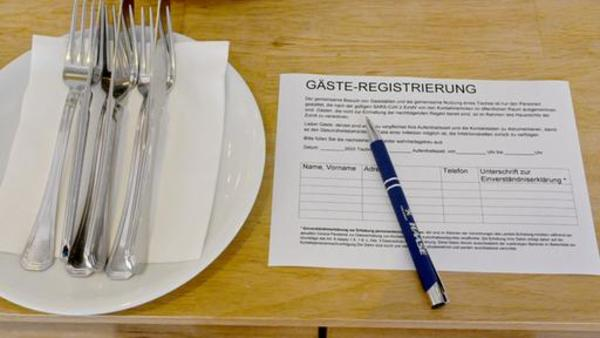 Sicherheitsproblem bei Firma: Daten von Restaurantbesuchen einsehbar | tagesschau.de