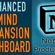Enhanced Mind Expansion Dashboard – Notion Knowledge Management