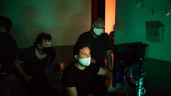 'We bewijzen dat de Vlaamse film ook nu creatief kan zijn' | De Tijd