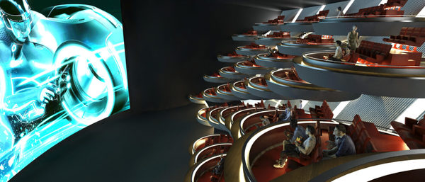 Ōma in Paris will be the world's first 'vertical' cinema with private pods | Globetrender