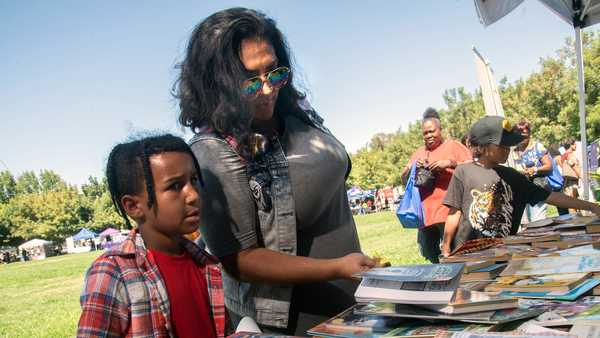 Stockton's annual Black Family Day celebrates male pillars of the Black community