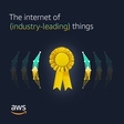 Enable the internet of (industry-leading) things - from AWS