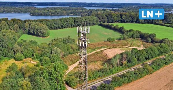Funklöcher in Ostholstein: T-Mobile und Vodafone bauen neue Sendemasten