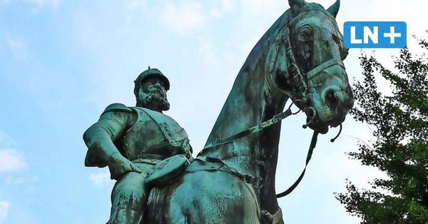 Wie Lübeck zu seinem Kaiser-Wilhelm-Denkmal kam