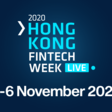 Hong Kong FinTech Week 2-6 November 2020