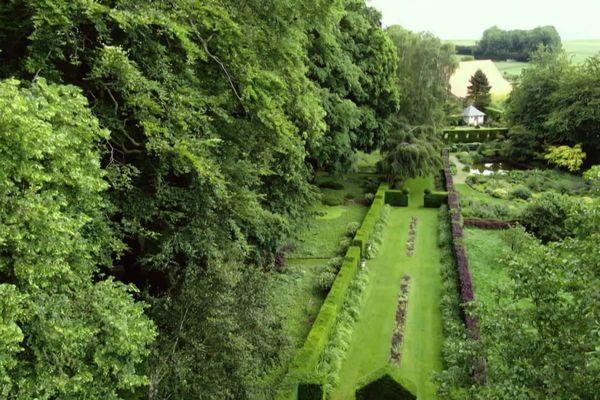 Le bel esprit jardinier des Hauts-de-France - De prachtige tuinen van de Hauts-de-France.