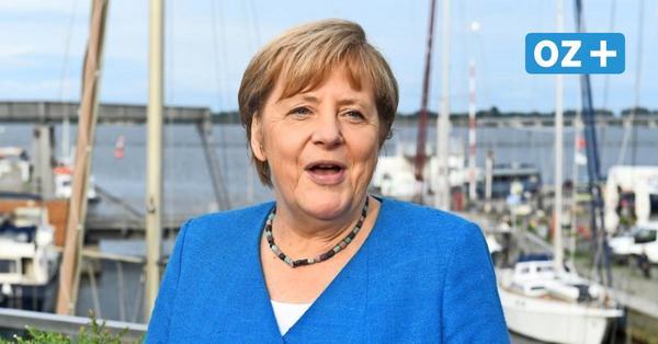 Merkel in Stralsund: Das sagte die Kanzlerin zu Werft, Nord Stream und Corona