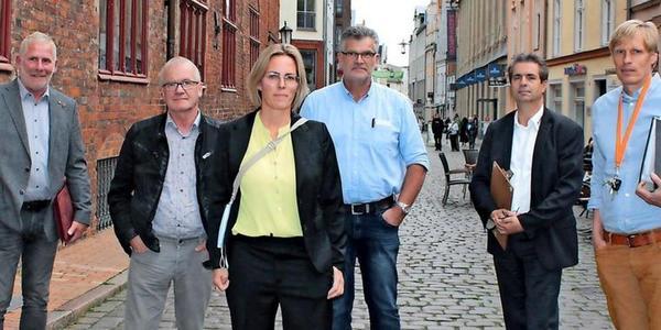 XXXLutz will nach Stralsund: Bestehende Möbelhäuser fürchten um ihre Existenz