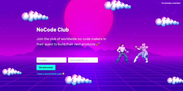 NoCode Club - The StackOverflow for no-code makers   Product Hunt