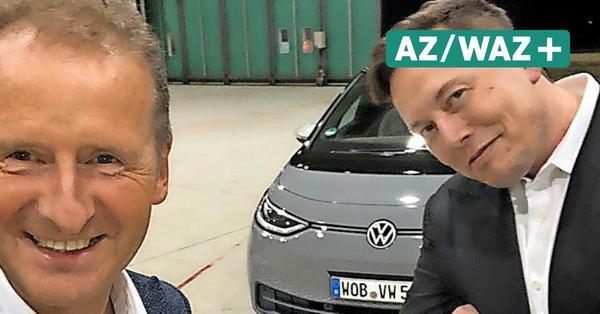 """VW-Chef Diess zum Treffen mit Musk: """"Es ging nicht um einen Deal – wir haben geplaudert!"""""""