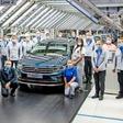 VW-Werk Wolfsburg: Serienproduktion des neuen Tiguan gestartet