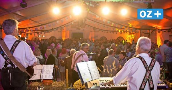 Kühlungsborner Herbst mit Corona-Regeln: Bayerische Gemütlichkeit im Biergarten statt Festzelt