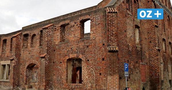 Wirtschaftsgebäude im Kloster Bad Doberan: So geht es mit der Ruine weiter