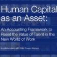 Human Capital As An Asset