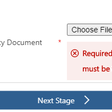Validating Document Upload in BPF by Conditionally Setting Field Requirement