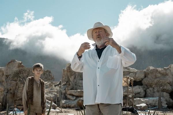 Ridley Scott y las series: el recorrido hasta llegar a 'Raised by Wolves'