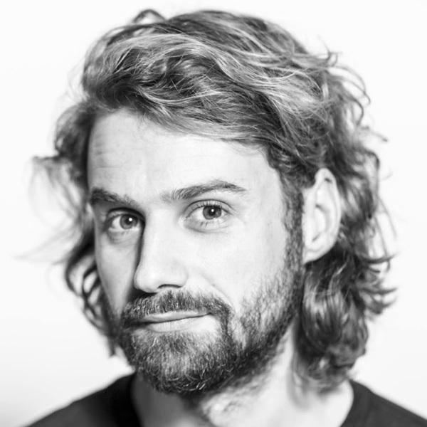Manager, lekkere jongon en docent Martijn Crama deelt zijn kennis