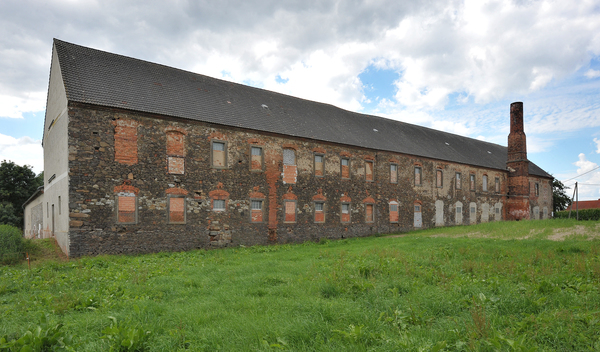Die Lorenzsche Zuckerfabrik in Mühlbach bei Wurzen ist eine Station auf der Tour. Foto: Andreas Döring