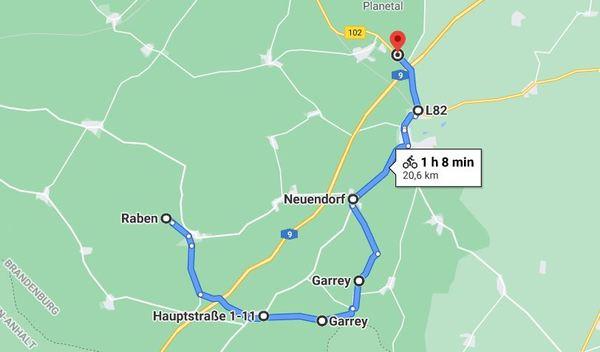 Für weitere Details klicken Sie auch die Karte.