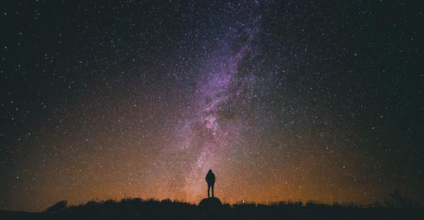 Looking at stars can be a powerful way to relax your mind