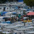 Moria: Das ist das griechische Flüchtlingslager auf Lesbos
