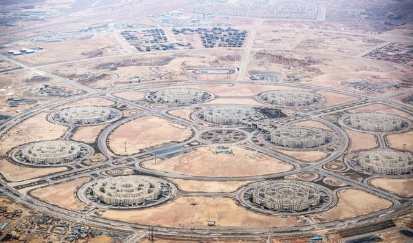 Egypt's new administrative capital will be center of Middle East, says official