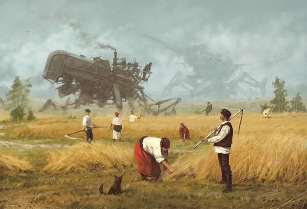 1920 – Advanced Harvest