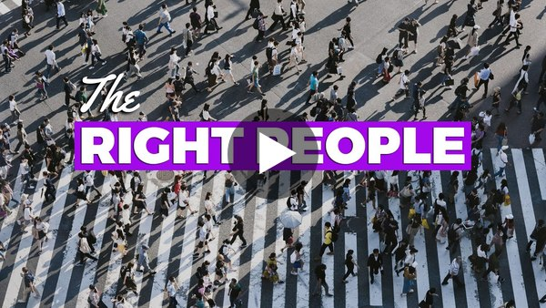 The Right People - Brad Turville
