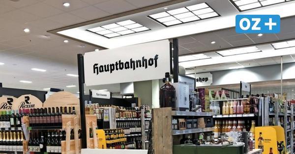 Umstrittene Schriftart im Greifswalder Supermarkt: Das sagt die Edeka-Zentrale dazu