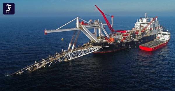 Debatte um Sanktionen: Merkel schließt Stopp von Nord Stream 2 nicht aus