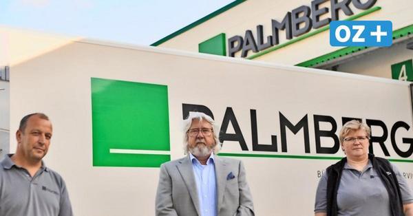 30 Jahre Palmberg: Erfolgsgeheimnisse und Gesichter des Unternehmens in Schönberg