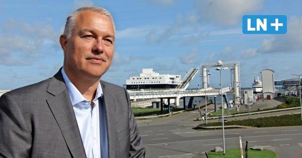 Scandlines-Geschäftsführer zur Klage gegen Fehmarnbelttunnel in Leipzig