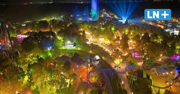 Herbstzauber im Hansa-Park: Lichterparade und Feuerwerk fallen aus