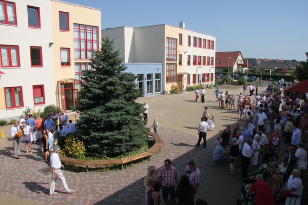 Grundschule Michendorf. Foto: Dieter Herrmann