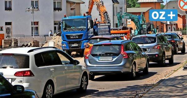 Baustellen auf Usedom: Schulbusse dadurch mit 100 Minuten Verspätung