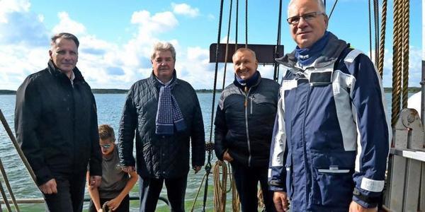 Usedom: Unternehmer fordern Verkehrsbeauftragten des Landes für die Insel