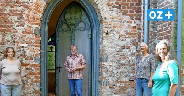 Kleinod auf Rügen: Verein will neues Leben ins Kloster vor Rambin holen