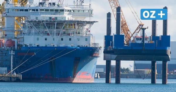 Streit um Nord Stream 2: Wie Sassnitz und Lubmin in Vorpommern zu Spielbällen wurden