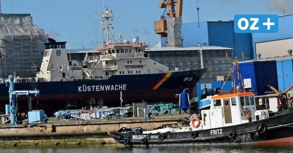 Trotz Corona-Krise: Darum ist die Peene-Werft gerade gut ausgelastet