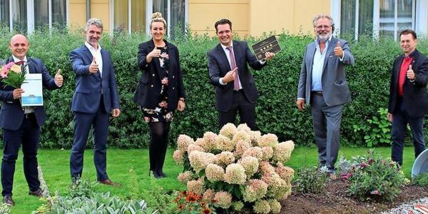 """Von Dehoga ausgezeichnet: """"Hotel Bansiner Post"""" auf Usedom erhält erneut vier Sterne"""