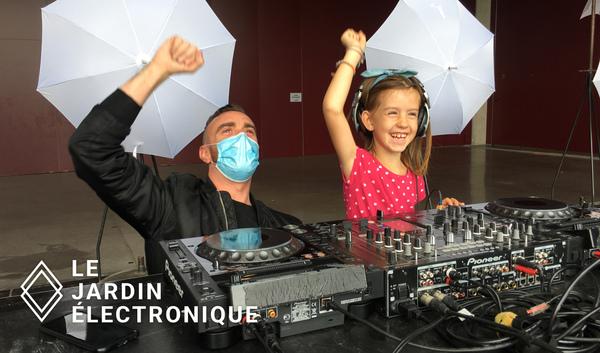 À Lille, les enfants pourront apprendre à mixer - Kinderen leren mixen