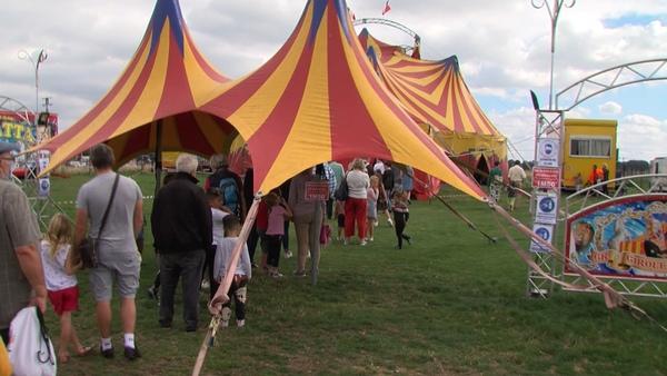 Victime de sa popularité, le cirque Zavatta doit refuser du monde - Circus mag weer open, maar zitjes zijn beperkt