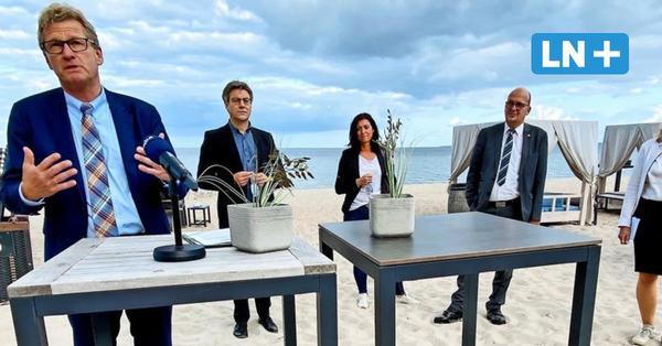 Zwischenbilanz in Scharbeutz: Ostholsteins Küste ist Verlustbremse der Corona-Saison