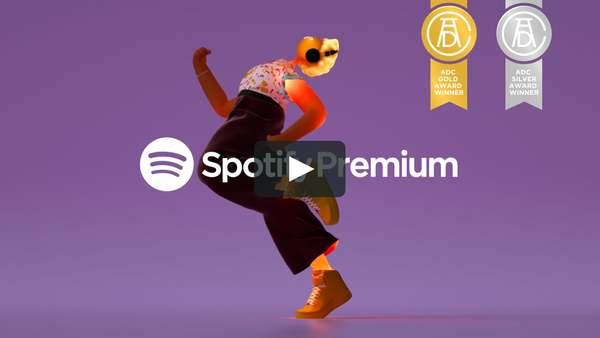 Cabeza Patata x Spotify Premium Reel
