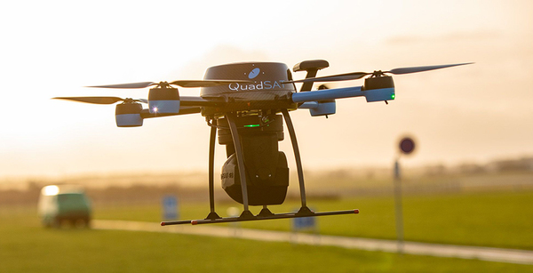 QuadSAT pivots to offering ready-to-fly testing kits with fresh investment