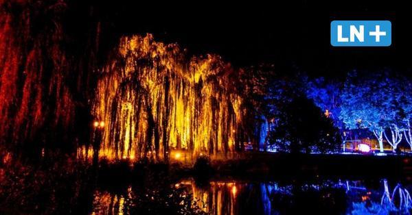 Grömitz: So schön soll der Kurpark beim Lichtermeer leuchten
