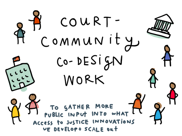 Doing User Research in the Courts on the Future of Access to Justice | by Margaret Hagan | Legal Design and Innovation | Medium
